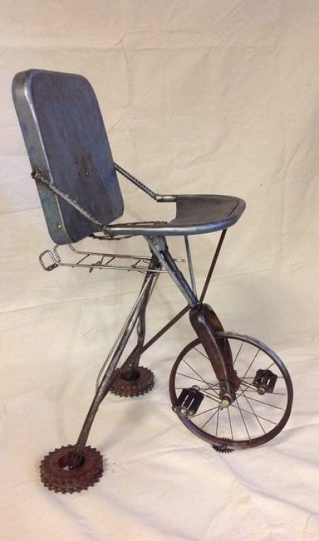 Bicycle+chair